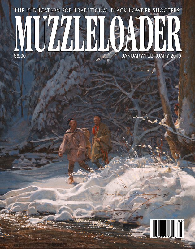 MUZZLELOADER : Muzzleloader, The Publication for Traditional