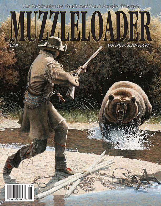 The Book of Buckskinning I, II, III, IV 4 book lot Muzzleloader's Magazine 1-4