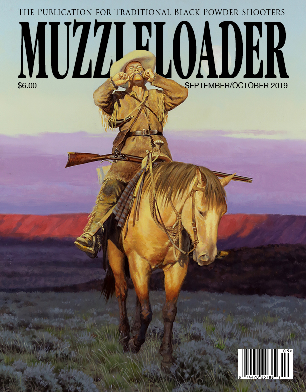 New Products : Muzzleloader, The Publication for Traditional